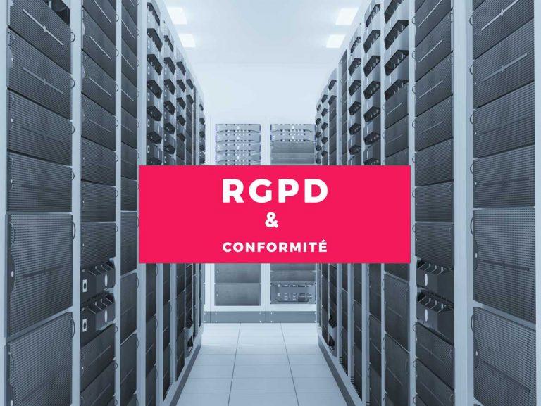 Hébergement web: comment être en conformité avec la loi RGPD?