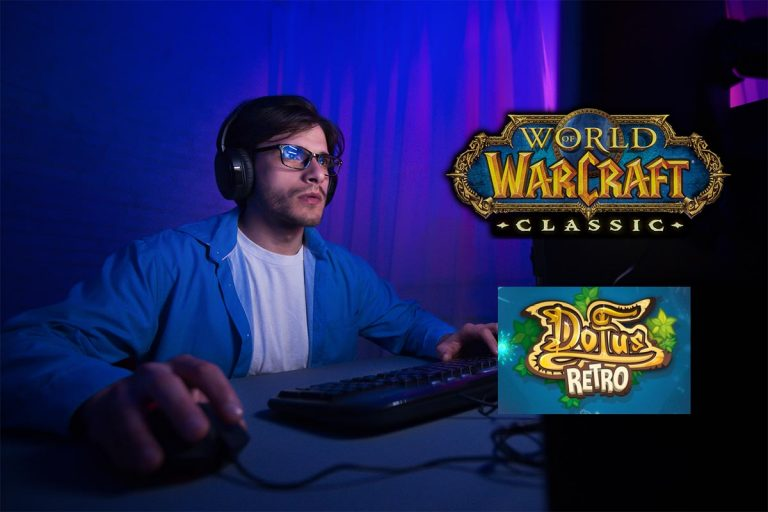 Les serveurs retro un pari gagné pour Blizzard et Ankama
