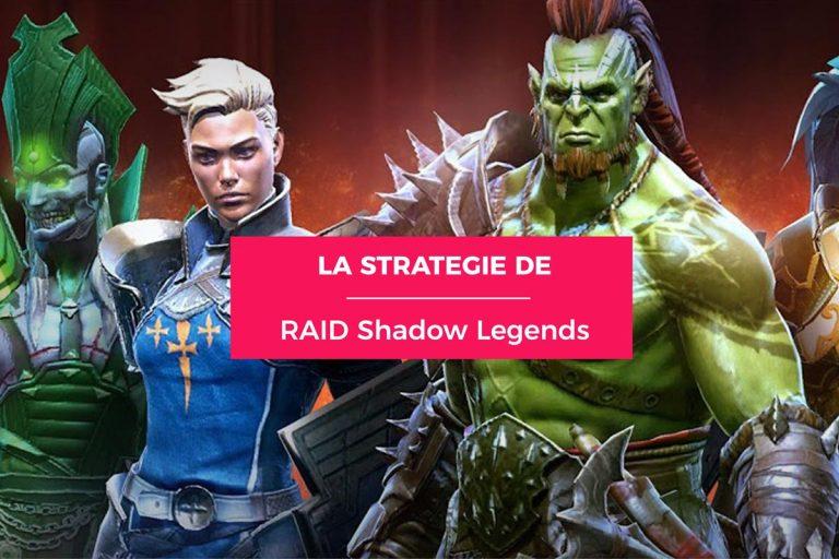 Comment les partenariats Youtube ont-ils fait exploser la notoriété de RAID Shadow Legends